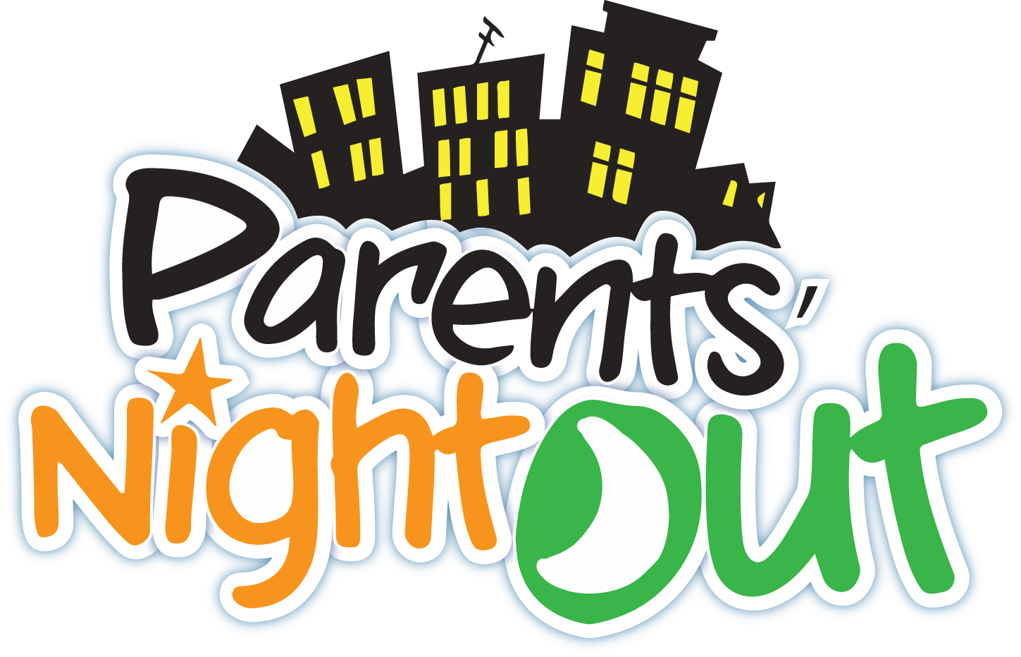 Image result for images parents night out clipart